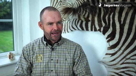 Mød jagtbogsforfatteren Thomas Lindy Nissen