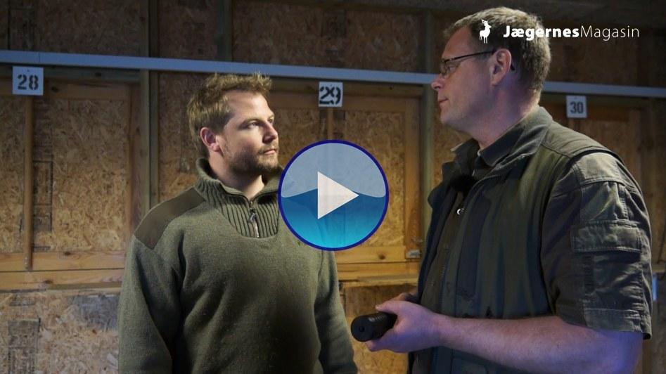 Lyddæmpere til jagt i Danmark