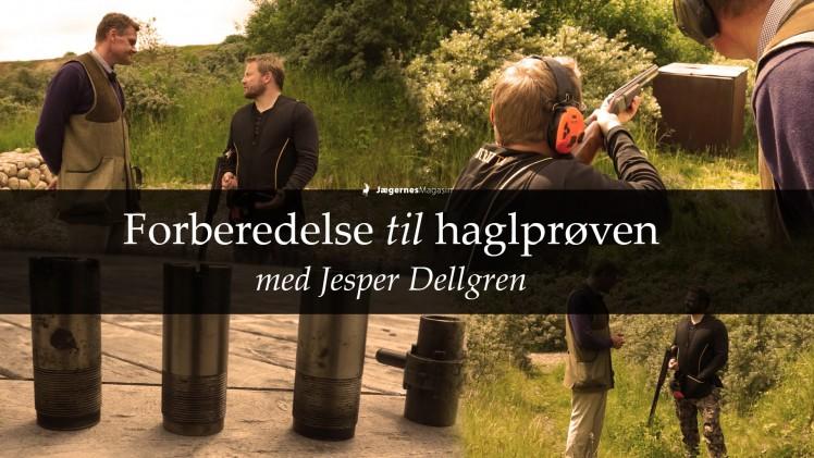 Haglprøve og skydetræning med Jesper Dellgren – skydeskole